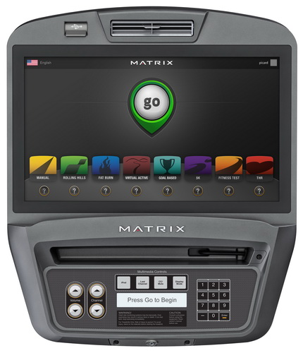 Велоэргометр MATRIX U7XI 2013